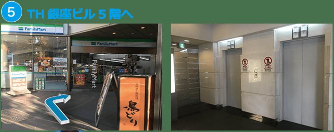 新橋本店アクセスMAP5