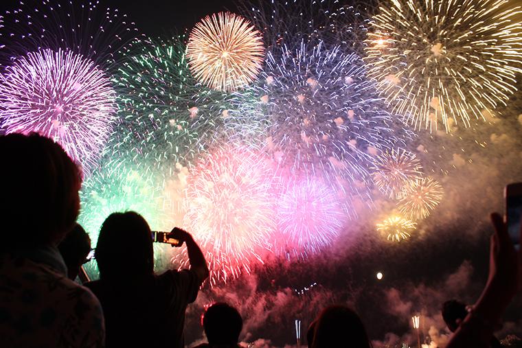 人混み・路上での痴漢|夏フェス・花火大会・コミケ・ハロウィン