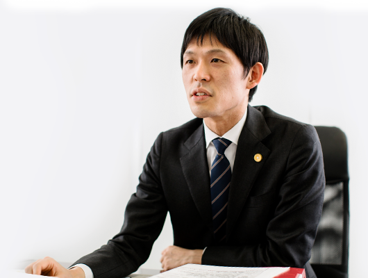 Vol4. 山森 一男 弁護士