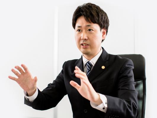 Vol5. 山澤 智昭 弁護士