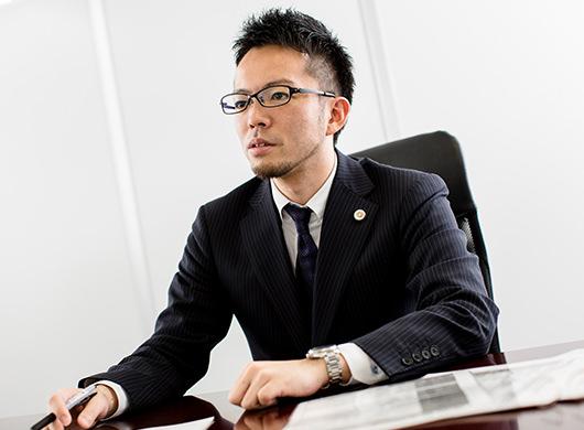 髙野傑弁護士(刑事弁護統括責任者・刑事専任弁護士)