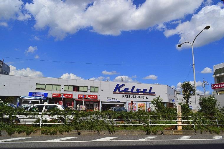 勝田台駅周辺
